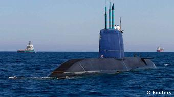 زیردریایی «دلفین»
