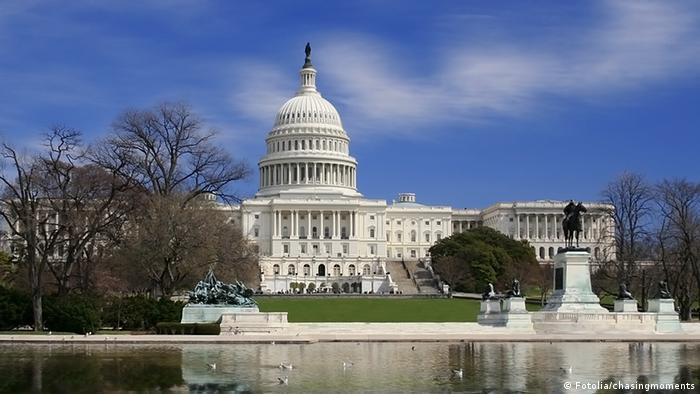 Capitol USA Amerika Washington