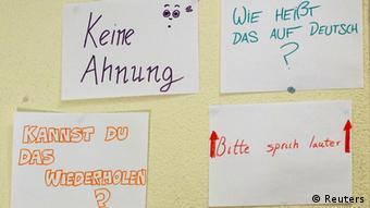 Deutsch Lernen Spanien Übung