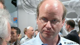 Professor Patrick van der Smagt