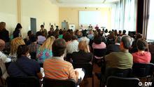 به گفتهی خانم کشاورز حدود ۱۳۰ نفر در این سمینار شرکت کرده بودند