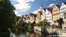 Das historische evangelische Stift in Tübingen