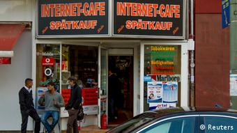 Internetcafé in Berlin (Foto: Reuters)