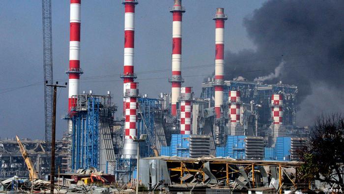 Zypern Explosion Marinestützpunkt 11. Juli 2011