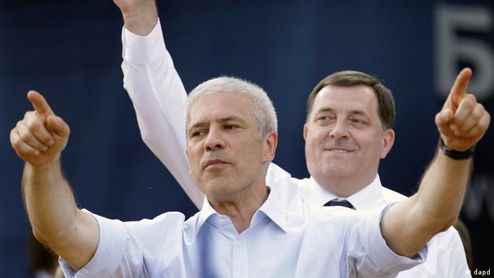 Dodik se nekada radovao Tadićevim uspjesima