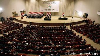 Iraqi parliament (Photo: ddp images/AP Photo/Karim Kadim)