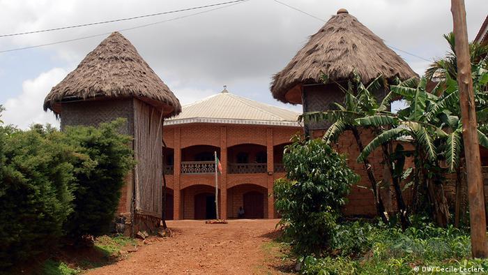 La chefferie de Ntsingbeu (Tockem)