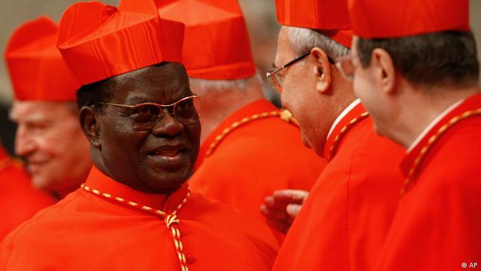 Cardenal Monsengwo