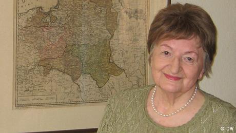 Margitta Weber Erste Leiterin Polen Redaktion DW