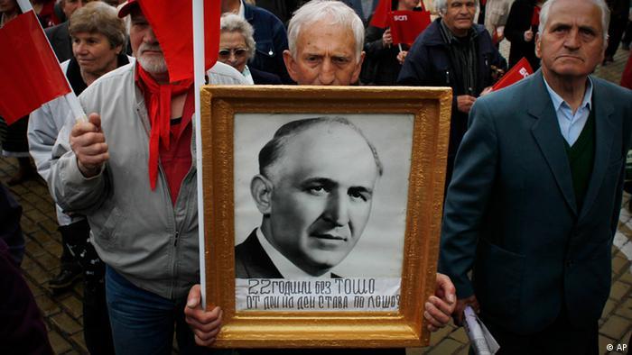 Todor Schiwkow Kommunismus