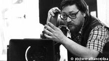 Regisseur und Filmproduzent Rainer Werner Fassbinder