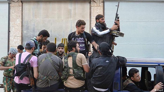 تشدید درگیریها در سوریه علیرغم طرح صلح کوفی عنان