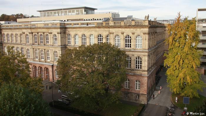 Das Hauptgebäude der RWTH Aachen Copyright: Martin Lux,