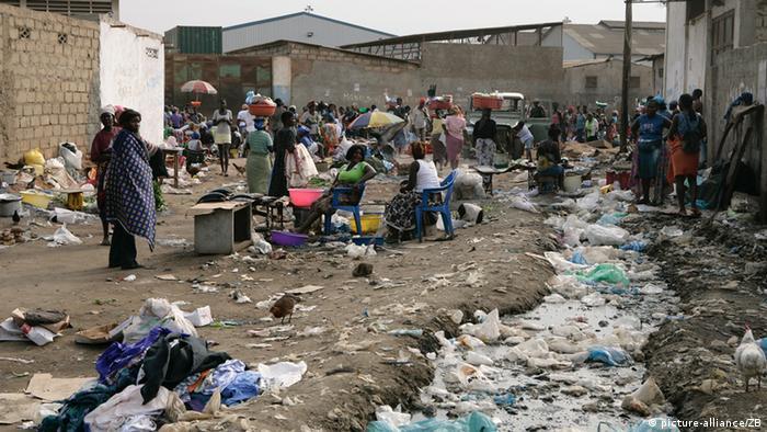 Luanda mercado