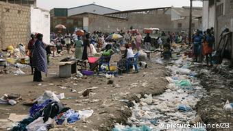 Pobreza atinge maioria da população angolana; FNLA quer dar esperança de emprego a jovens