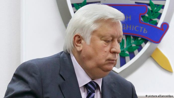 Ukraine Viktor Pshonka