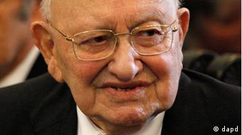 litarary critic Marcel Reich-Ranicki