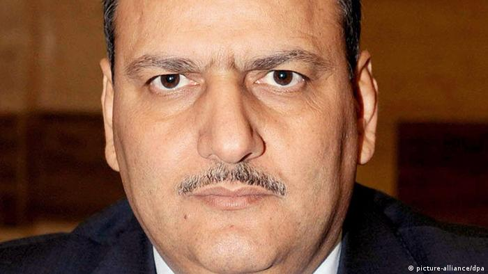 epa03251027 An undated handout photo made available by Syria's Arab News Agency SANA on 06 June 2012 shows former Syrian agriculture minister Riyad Farid Hijab, who was entitled to form the new government by Syrian President Bashar al-Assad on 06 June 2012. Hijab, 46, holds a doctorate in agricultural engineering and is a member of the Baath Party. He served as the secretary general of the Arab Baath Party branch at Deir Ezzour. He was the governor of Latakia before being nominated as an agriculture minister, reported state news agency SANA. EPA/SANA HANDOUT HANDOUT EDITORIAL USE ONLY/NO SALES