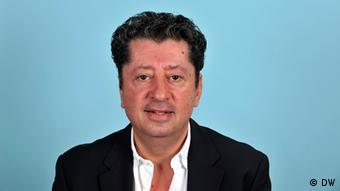 Deutsche Welle Griechenland Redaktion Spiros Moskovou