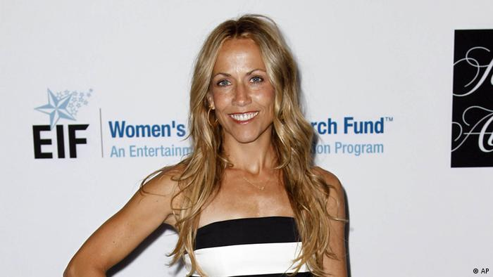 Sheryl Crow, Copyright: AP