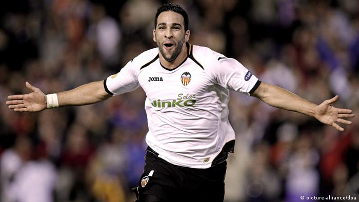 Europa League - FC Valencia - AZ Alkmaar (picture-alliance/dpa)