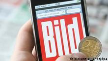 Bildergalerie 60 Jahre Bild Smartphone Gebühr 2009