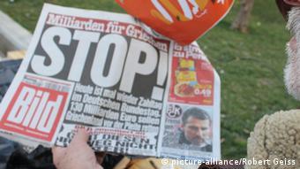 Η Bild κινείται νομικά κατά του Focus Online