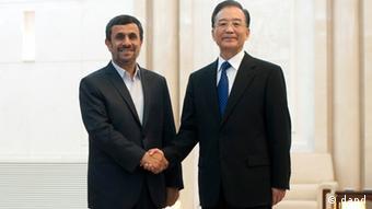 در دوره ریاست جمهوری محمود احمدینژاد نگاه به شرق و اتکای به چین ابعاد گستردهای گرفت