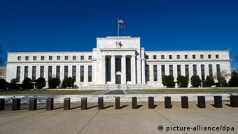 Federal Reserve Board Building - US Zentralbank