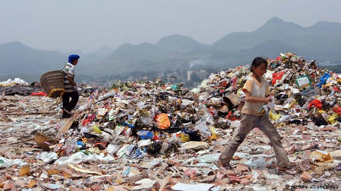 Bildergalerie Kinderarbeit - global China