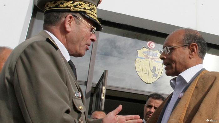 Moncef Marzouki neuer Präsident Tunesien (dapd)