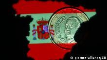 Symbolbild Spanien Krise