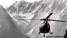 Pakistan Indien Siachen-Gletscher