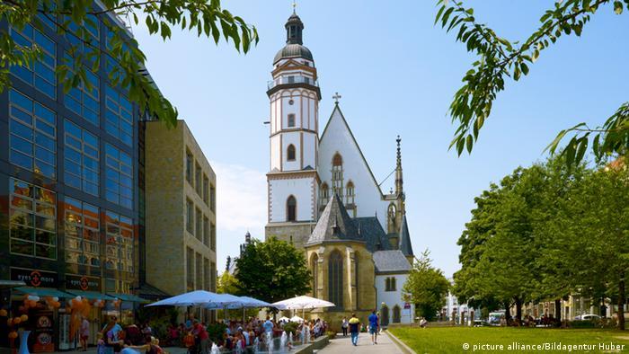 Церковь Святого Фомы, Лейпциг