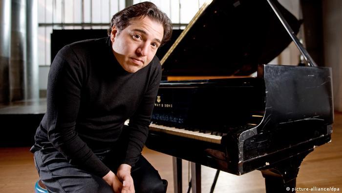 Komponist und Pianist Fazil Say