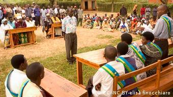 Ruanda Gacaca Gericht