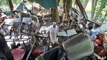 شش زن و یک کودک در میان قربانیان این حمله تروریستی بودند