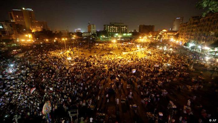 میدان تحریر، قاهره