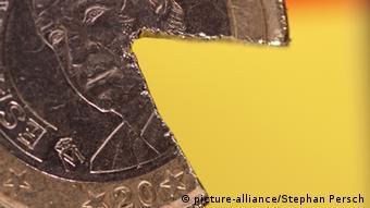 Symbolbild Spanien Euro Krise