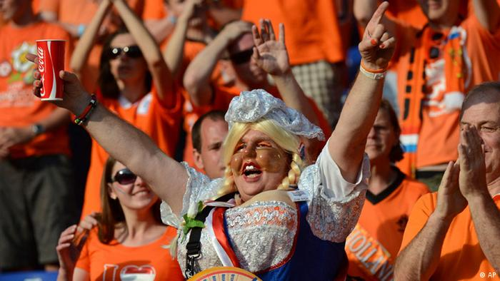 Euro 2012 Bildergalerie Fans im EM-Fieber