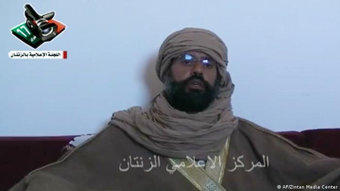 Лівійські повстанці звільнили сина Каддафі