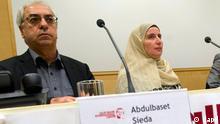 """عبدالباسط سیدا، رهبر جدید """"شورای ملی مخالفان سوریه"""""""