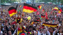 Berlin Public Viewing Euro 2012