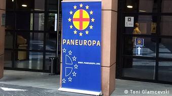 Logo Paneuropa Union