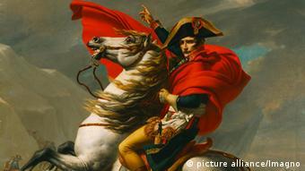 A portrait of Napoleon Bonaparte (c) picture-alliance/Imagno