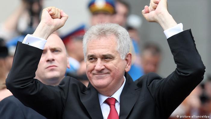 Tomislav Nikolic Serbien Belgrad