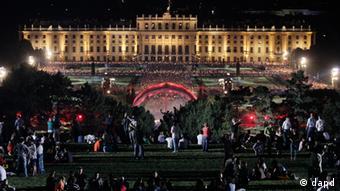 Izvorno, brazilska nijansa žute potiče iz dvorca Schönbrunn u Beču