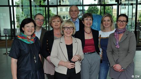 50 jahre polnische redaktion Galerie 3 Gruppenbild polnische Redaktion 2012