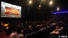 ایرانیان از تماشای فوتبال در سالنهای سینمایی استقبال کردهاند