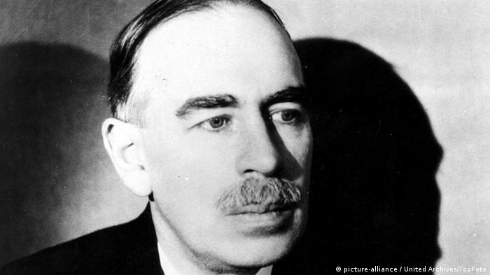 John Maynard Keynes played a leading role in the formulation of the Bretton Woods agreements